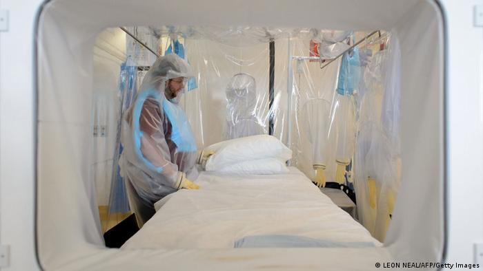 Epidemiólogo: Alemania está bien preparada | Ciencia y Ecología | DW ...