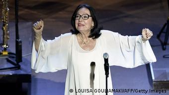 Nana Mouskouri 14. July 2014