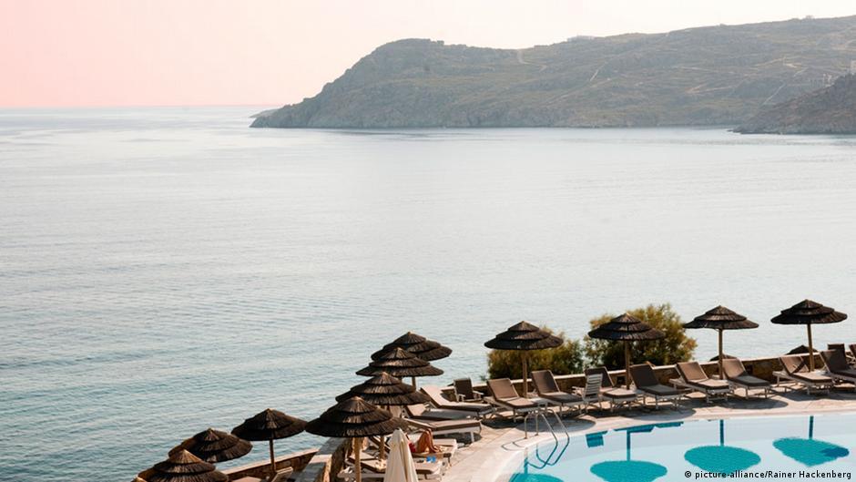 Griechenland Mykonos
