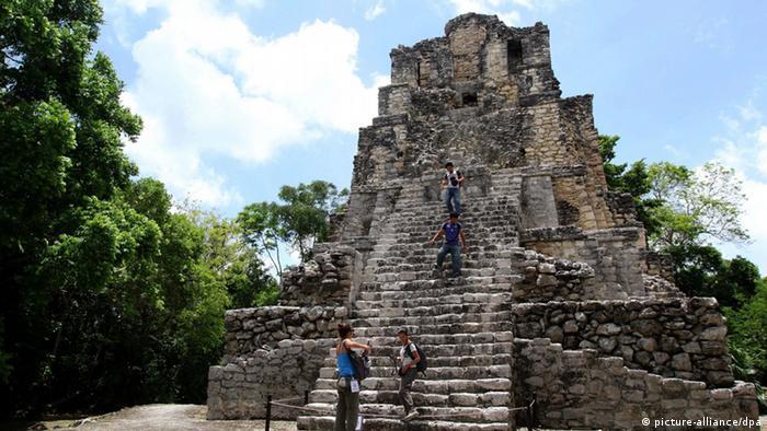Tourismus Mexiko