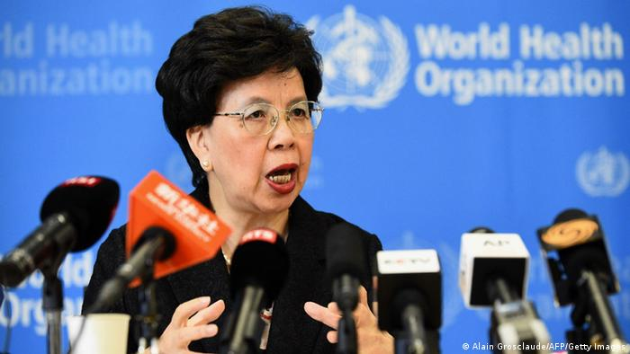 WHO-Chefin Margaret Chan (Foto: ALAIN GROSCLAUDE/AFP/Getty Images).