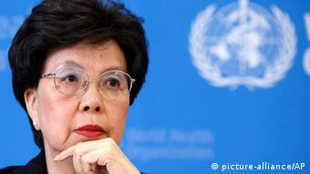 WHO Secretary General Margaret Chan
