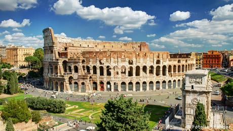 Rome, Colosseum, Copyright: scaliger