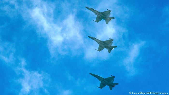 F-18 US-Kampfjet
