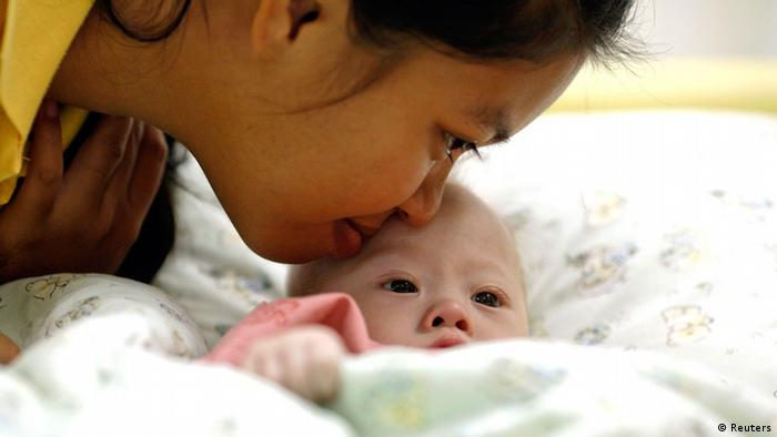 Baby Gammy Leihmutter Down Syndrom Thailand Australien