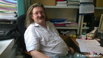 Alexey Grazhdankin, Levada-Center Moskau