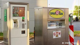 До мережі Sparschweingas входять майже 170 заправок у Німеччині
