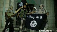 Jemen Al Kaida Kämpfer