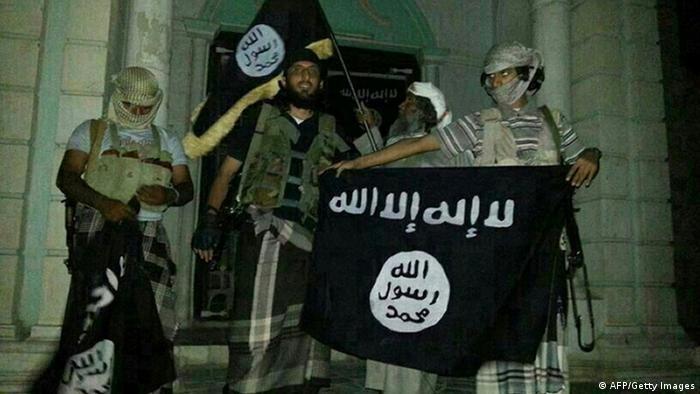 Jemen Al Kaida Kämpfer (AFP/Getty Images)