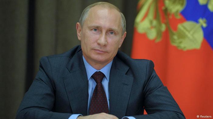 Russlands Präsdent Wladimir Putin (Foto: Reuters)