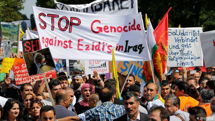 Bielefeld Protest