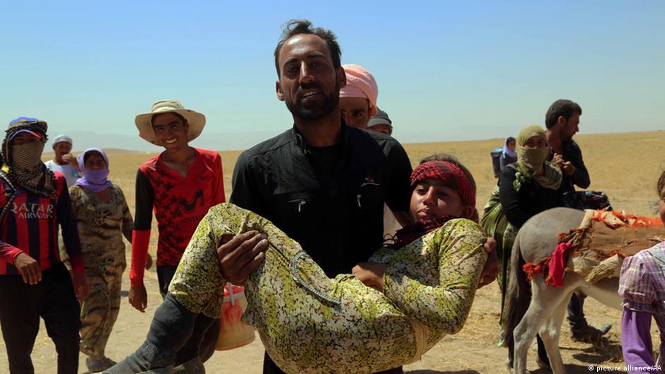 İlk kez bir IŞİD üyesi soykırım suçundan yargı önünde
