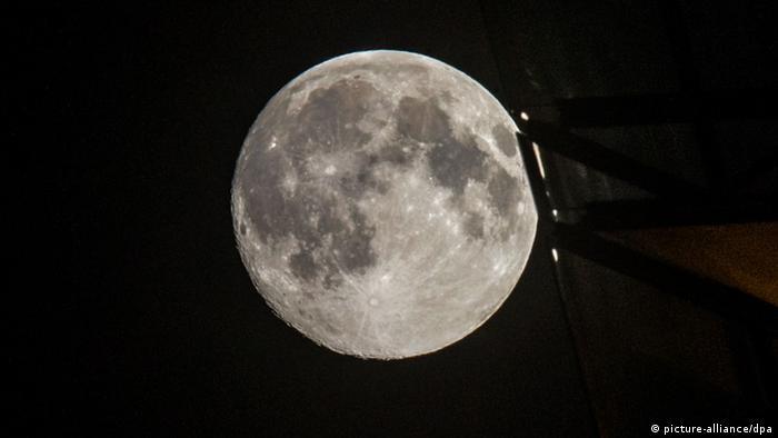 「嫦娥」雄心勃勃 中欧探讨建设「月球村」