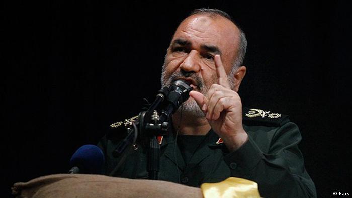 حسین سلامی، جانشین فرمانده کل سپاه پاسداران
