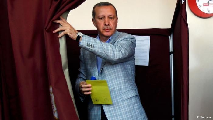 Erdogan at the ballot box