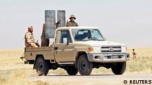 Peschmerga Kämpfer im Irak 9.8.2014