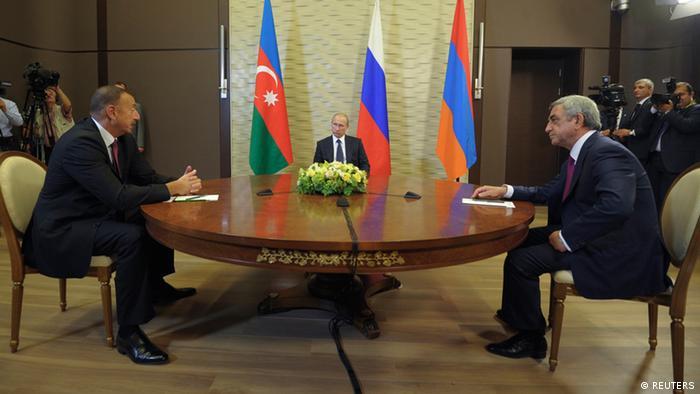 Reunión en Sochi en 2014.