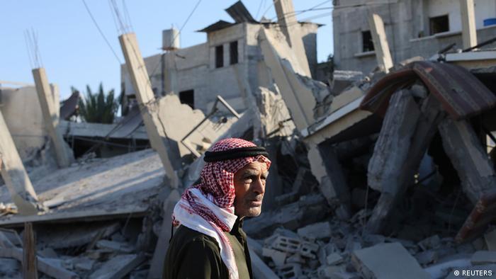Ruševine u Gazi