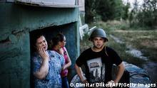 Ostukraine Krise Donezk 10.08.2014