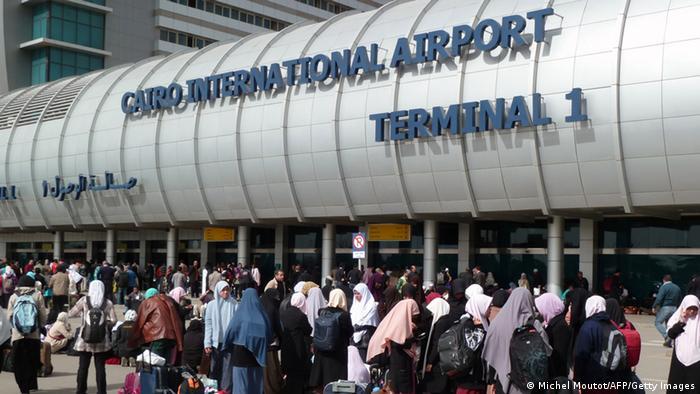 مطار القاهرة الدولي (أرشيف)