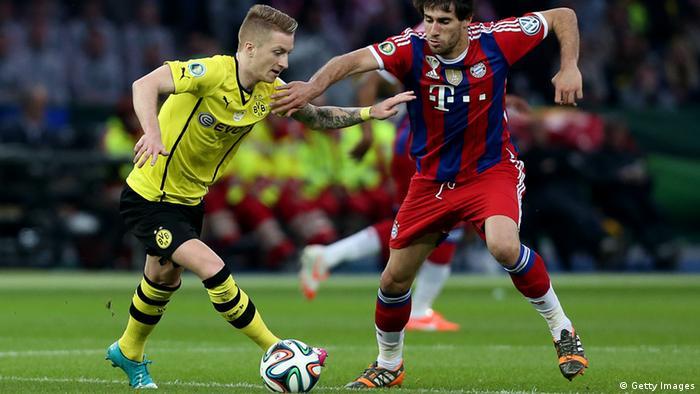 Bayern München TICKET Supercup 2014 Borussia Dortmund