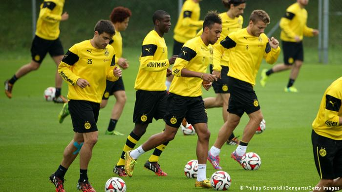 Borussia Dortmund Training
