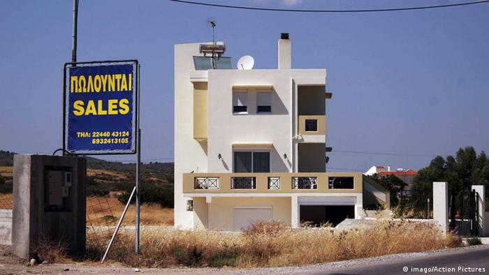 Immobilie zum Verkauf auf Rhodos (imago/Action Pictures)