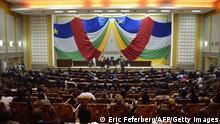 Zentralafrikanische Republik Übergangsparlament