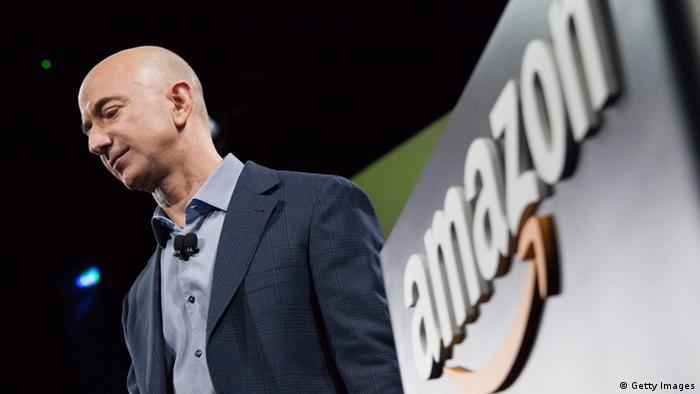 Amazon Jeff Bezos (Getty Images)