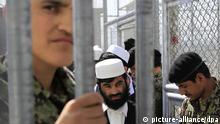Afghanistan Bagram Gefängnis
