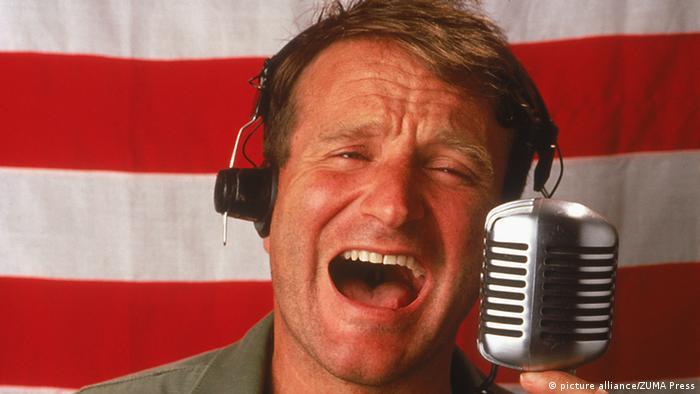 Robin Williams (Bildergalerie) Good Morning Vietnam