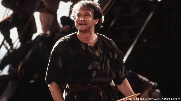 Robin Williams (Bildergalerie) Hook