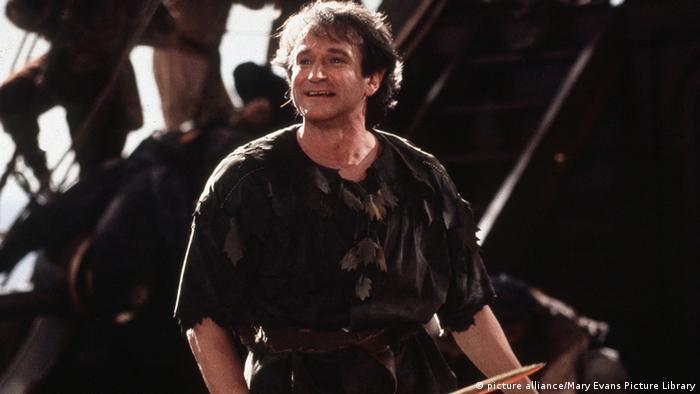 Robin Williams (Bildergalerie) Hook
