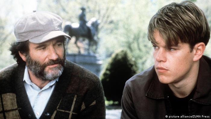 Robin Williams (Bildergalerie) Good Will Hunting
