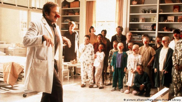 Robin Williams (Bildergalerie) Patch Adams
