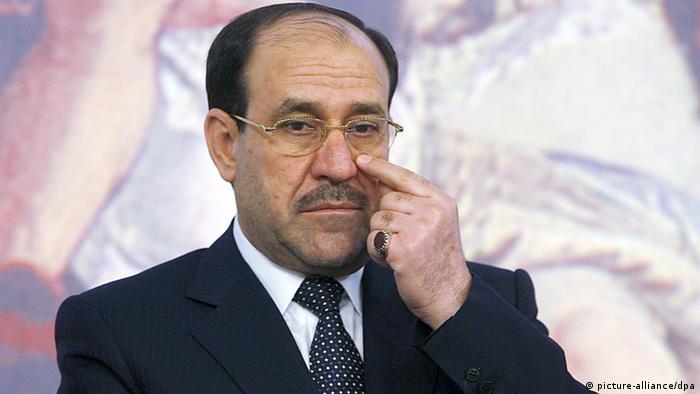 نوري المالكي تربطه علاقة مع بايدن