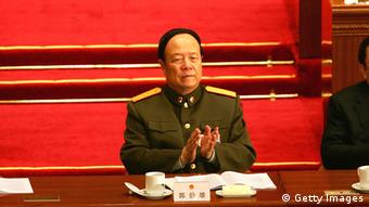 China General Guo Boxiong Archivbild 2007 (Getty Images)