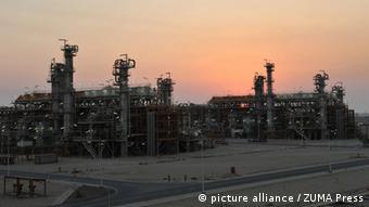 South Pars Gasfeld Iran