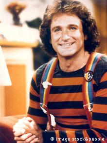 Robin Williams in der TV-Serie Mork vom Ork
