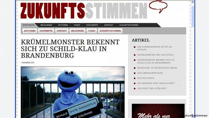 Neonacisti za privlačenje mladih koriste i poznate likove poput Cookie Monstera