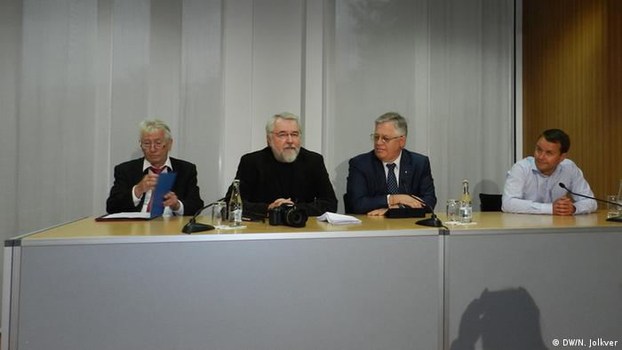 На прес-конференції в Берліні