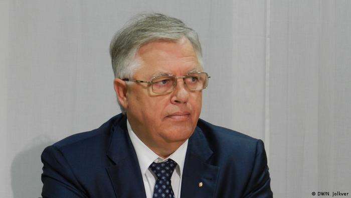 Лідер Комуністичної партії України Петро Симоненко (архівне фото)