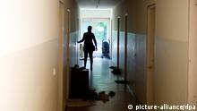 Symbolbild Notstand deutscher Städte bei Flüchtlingsunterkünften