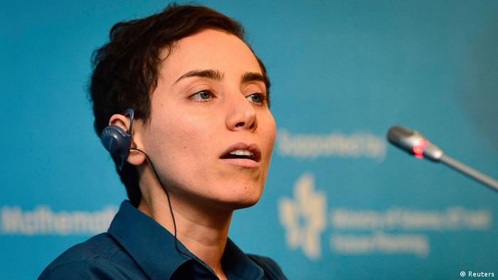 Maryam Mirzakhani (Reuters)