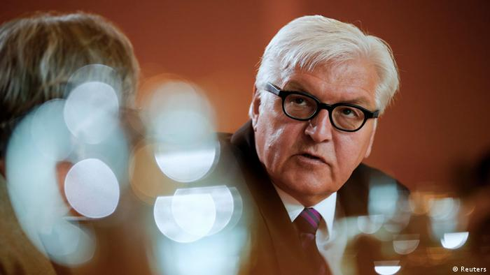 Steinmeier Bundeskabinett 13.08.2014