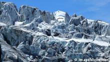 Glacier du Tour bei Chamonix Frankreich