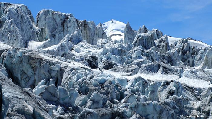 Glacier du Tour, Chamonix