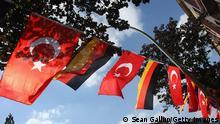 Sprachkenntnis bei Ehegattennachzug Symbolbild deutsch-türkische Ehe