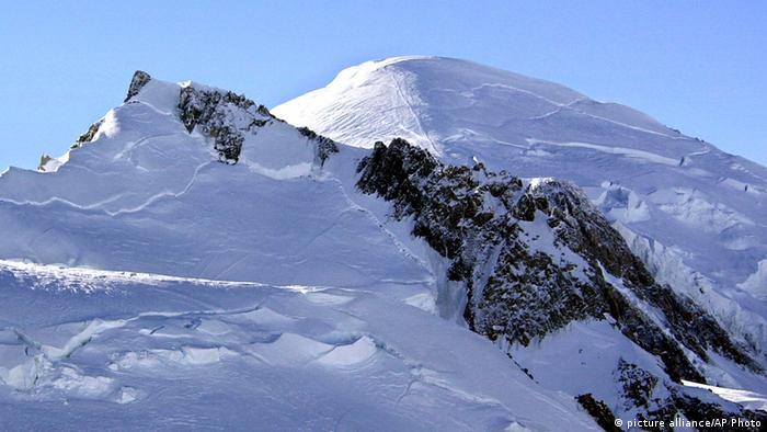 Montanha Mont Blanc