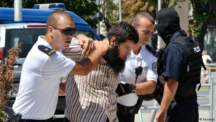 Kosovo Festnahmen IS Kämpfer 12.08.2014